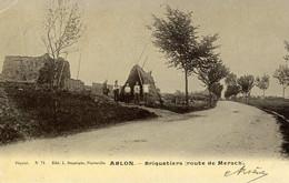 ARLON - Briquetiers - Route De Mersch - Arlon