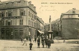 ARLON - Place Du Marché Au Beurre - Arlon