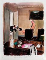 DESSIN HUMOUR SEXY TETSU 1975 LP 140 P1050587 - Ohne Zuordnung