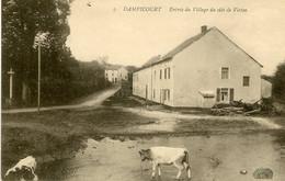 DAMPICOURT - Entrée Du Village Du Côté De Virton - Rouvroy