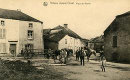 VILLERS Dvt ORVAL - Place Du Moulin - Florenville