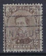 Koning Albert I Nr. 136 Type I Voorafgestempeld Nr. 2684 C NAMUR 1921 NAMEN ; Staat Zie Scan ! - Rollini 1920-29
