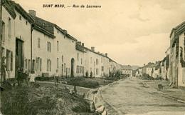 SAINT MARD - Rue De Lacmane - Virton