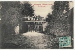 CPA   MOULIN DE LA VARENNE - Andere Gemeenten