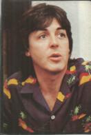 TB / IMAGE Ancienne Figurine PANINI   Music MUSIQUE Rock HITS  // N° 129 PAUL Mc CARTNEY  Liverpool BEATLES - Sonstige
