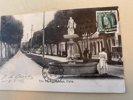 The Prado Habana Cuba - Cuba