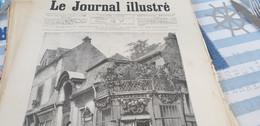J I 90/CHASSEURS ALPINS DUC NICOLAS RUSSIE /ETREPAGNY CENTENAIRE - Magazines - Before 1900