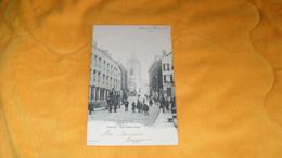 CARTE POSTALE ANCIENNE CIRCULEE DE 1906../ AVESNES.- RUE VICTOR HUGO...CACHET + TIMBRE - Avesnes Sur Helpe