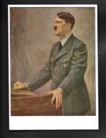 DR Portraitkarte Hitler SSt Berlin - War 1939-45