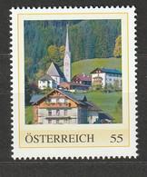 Personalisierte BM Salzkammergut Gosau ** Postfrisch - Private Stamps