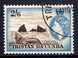 TRISTAN DA CUNHA - N° 22° - ÎLE INACCESSIBLE - Tristan Da Cunha