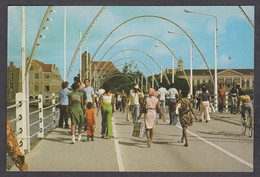 115246/ CURACAO Con The Pontoon Bridge - Curaçao