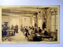 CPA  MEZIN (47) - Fabrique De Bouchons - Salle De Triage  BE - Autres Communes