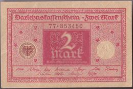 Billet Allemagne Neuf - Da Identificre