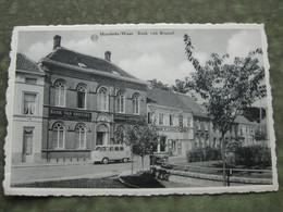 MOERBEKE WAAS - BANK VAN BRUSSEL ( VW Bus ) - Moerbeke-Waas