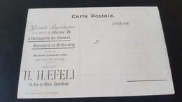 Geneve - Maison H. Haefeli Geneve - Non Classificati
