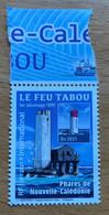 Phare Lighthouse Vuurtoren Leuchttürme Faro Fari NOUVELLE CALEDONIE 2021 Le Feu Tabou NEUF** MNH - Fari