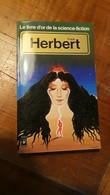 """""""Frank Herbert     """" Presse- Pocket   - 1978 - Presses Pocket"""
