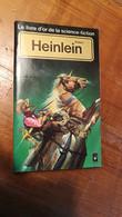 """ Robert Heinlein"" Presse- Pocket   - 1981 - Presses Pocket"