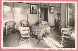 C.P. Rendeux-Haut =   Auberge  Du C.A.P.C.I. :  Home  PAUL  COLET  :  Le  Hall  D'  Entrée - Rendeux
