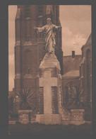 Sint-Mariaburg / St-Mariaburg - Beeld Van Het Heilig Hart - Brasschaat
