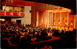 Nevada Sparks East Reno John Ascuaga's Nugget Circus Room Theater Restaurant 1964 - Reno