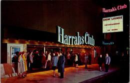 Nevada Reno And Lake Tahoe Harrah's Club - Reno