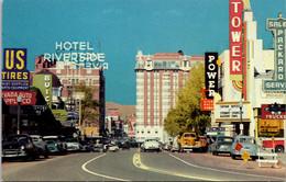 Nevada Reno Virginia Street Looking North - Reno