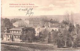 Mondorf - Les - Bains : Piscine  Carte Bellwald  No 717 - Mondorf-les-Bains