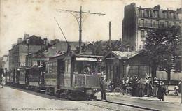 Bourg La Reine Station Condorcet Tramway - Bourg La Reine