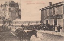LANDONVILLERS - HOTEL DE LORRAINE - 2 VUES - Autres Communes