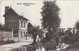 80 Somme - CPA - RUBEMPRE - La Poste - - Autres Communes