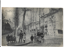 52 -  SAINT DIZIER - Avenue De Verdun   44 - Saint Dizier