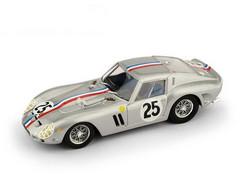 Ferrari 250 GTO - Ecurie National Belge - Elde/Dumay - 4th 24h Le Mans 1963 #25 - Brumm - Brumm