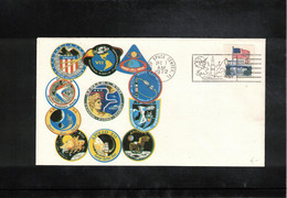 USA 1972 Space / Raumfahrt Space Apollo Manned Missions Interesting Cover - United States