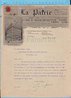 Lettre - à M. John Hayes M.D. Pres. Of St-Patrick's Society Richmond Que. Du Journal La Patrie - Documenti Storici