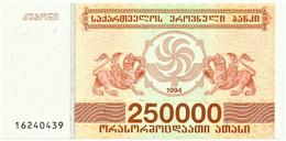 Georgia - 250 000 ( Laris ) - 1994 - Pick: 50 - Unc. - 250000 - Georgien