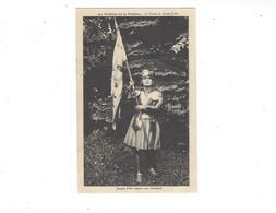 NANCY  THEATRE DE LA PASSION LE DRAME DE JEANNE D ARC  JEANNE D ARC TENANT SON ETENDARD ** RARE   A  SAISIR *** - Nancy
