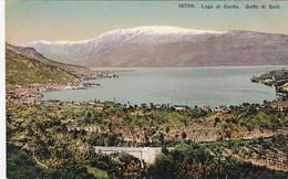 SALÒ-BRESCIA-LAGO DI GARDA-CARTOLINA NON VIAGGIATA 1910-1920 - Brescia