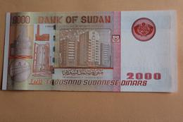 BILLET BANK OF SUDAN - Soudan