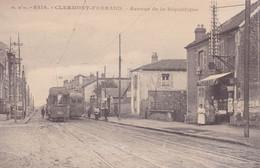 Clermont Ferrand Avenue De La République Tramway - Clermont Ferrand