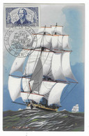 49 SM - SALON DE LA MARINE 1943 - Carte LA CHASSE - 1er EMPIRE - ILLUSTRATEUR L. HAFFNER  - Cachet à Date 31 Juillet 194 - Posta Marittima