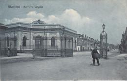 MANTOVA-BARRIERA VIRGILIO-CARTOLINA  NON VIAGGIATA-1910-1920 - Mantova