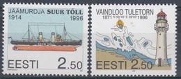 ++Estonia 1996. 2 Items. Michel 307-08. MNH(**) - Estland