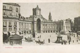 Napoli. Piazza Dante. Scan - Napoli (Naples)