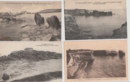 PIRIAC  SUR  MER  ( 44 )   7  C P A  DIVERSES  ( 21 / 8 / 309 - Piriac Sur Mer