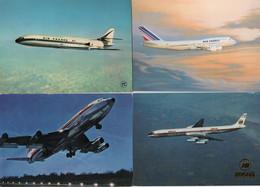 Cartes Postales > Thèmes > Transports > Aviation  > Non Classés Lot De 20 Cartes - Non Classificati