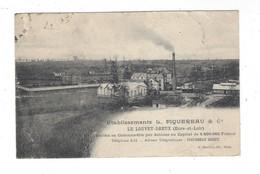 Le Louvet - Dreux ( Eure Et Loir ) Etablissements L. Picquereau & Cie - Dreux