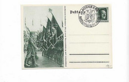 Karte Aus Nürnberg 1937 - Brieven En Documenten