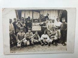Foto Ak Maroc Rescapes De La Loi De 3 Ans 1912-13 Zouave? - Reggimenti